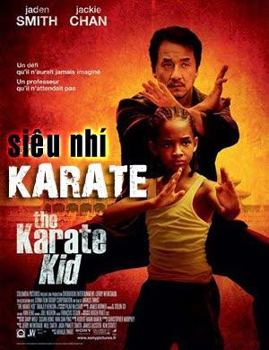 Siêu Nhí Karate – The Karate Kid – Thành Long