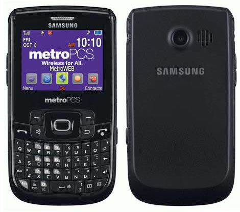 MetroPCS launches Samsung