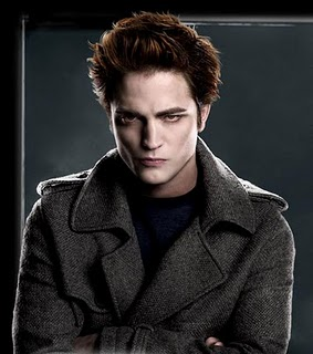 Robert Pattinson Vampire on Twilight Star Robert Pattinson Named Glamor S Sexiest Vampire