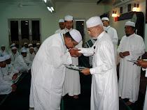 IJAZAH PERUBATAN ISLAM DARUSSYIFA'