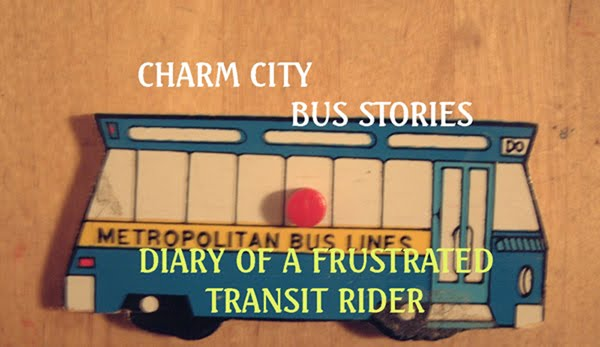 Charm City Bus Stories