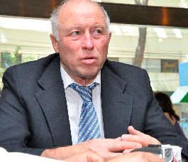 Harro Strucksberg, presidente del CIRH