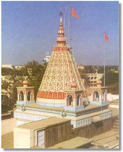 Samadhi Temple Shirdi
