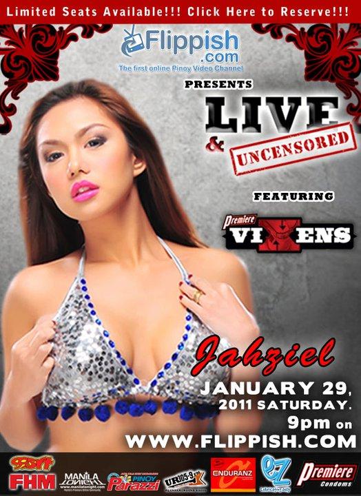 PREMIERE VIXENS Live & Uncensored