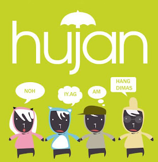 Johan Bakry Goes Beyond Band Of The Month Hujan