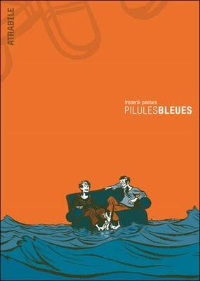 Pillules bleues de Frederik Peeters
