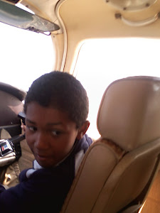 Nicky an airplane pilot