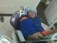 The Dentist...not easy