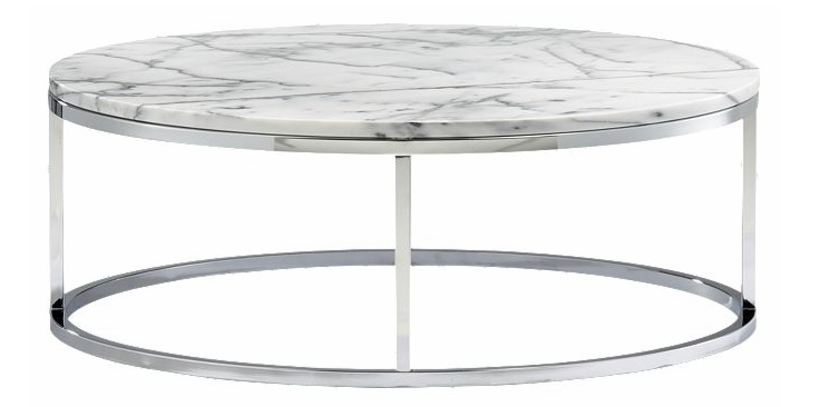 LDESIGN Coffee Tables - Cb2 smart round coffee table