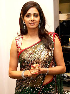 Sridevi Inaugurates Kimaya Fashion Store
