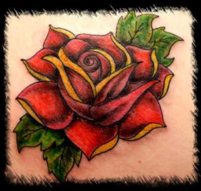 Татуировка red rose tattoo татуировки фото