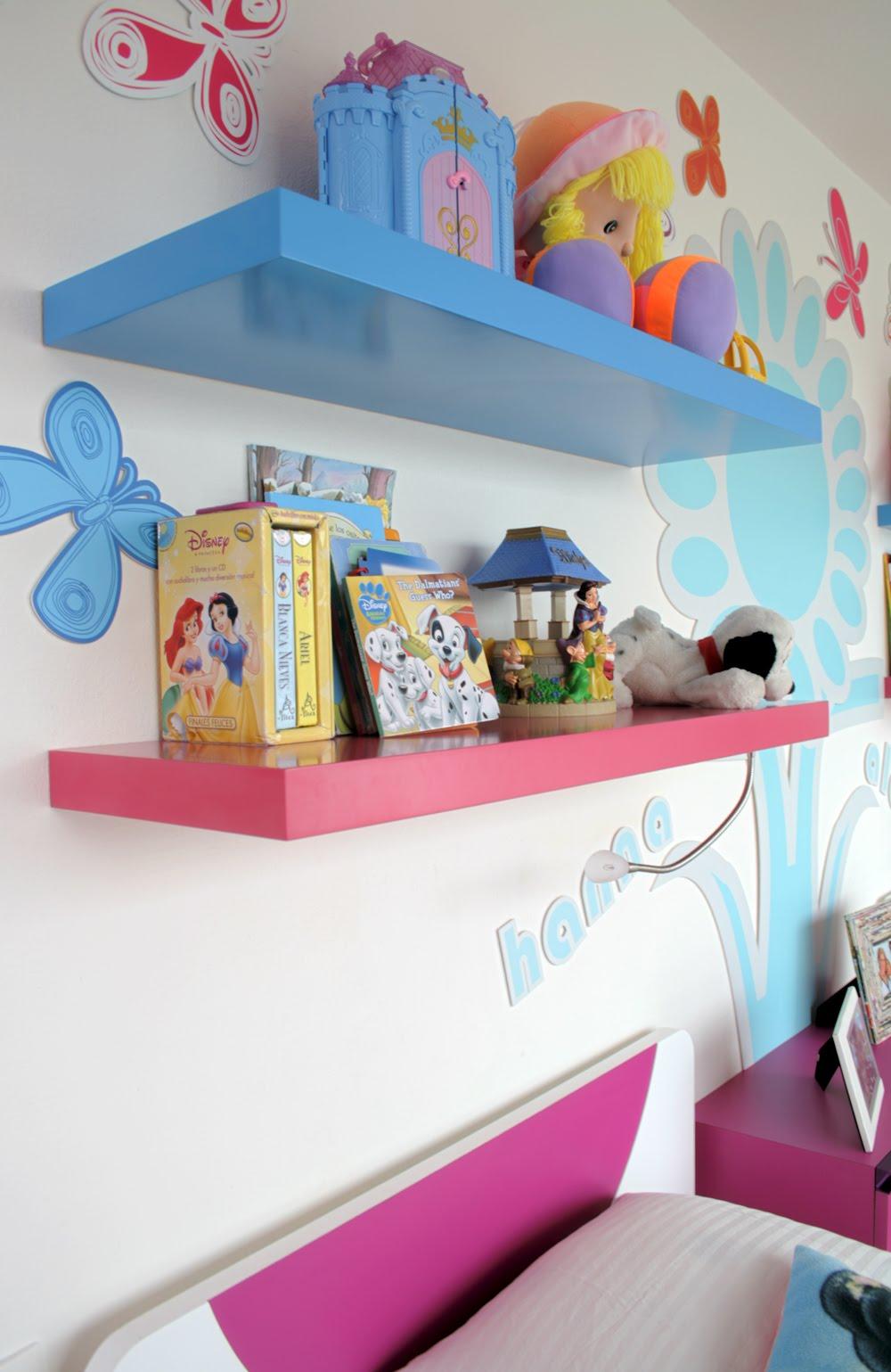 Cubo 3 taller de dise o muebles infantiles habitacion para ni as - Muebles habitacion infantil ...