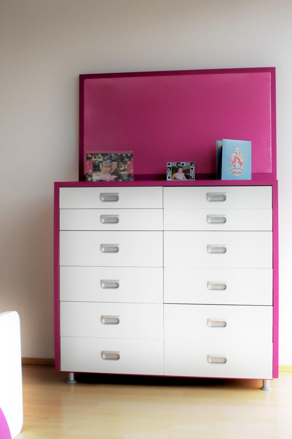 Cubo 3 taller de dise o muebles infantiles habitacion para ni as - Muebles para cuarto de nina ...