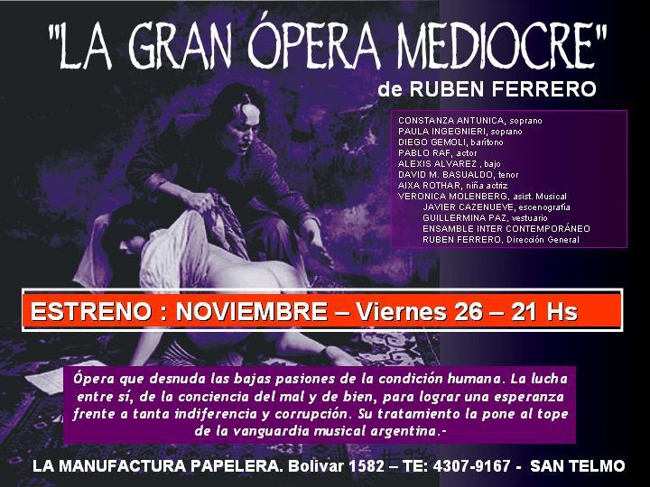 Ópera Argentina