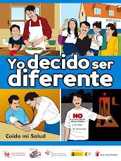 Yo decido ser diferente