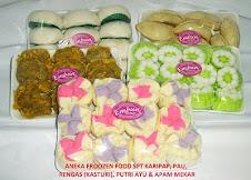 Kuih-Muih Segar dan Froozen Food (Sejuk Beku)