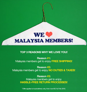 Reebonz Offers Exclusive Privileges to All Malaysians -- Limited Time Only!