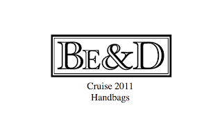 Be & D Cruise Collection 2011