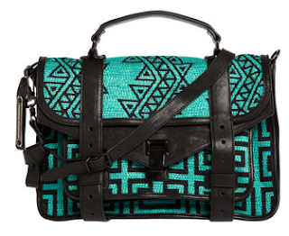 Proenza Schouler's Tribal Motif PS1