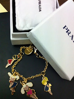 Newsflash: Prada to launch Christmas collection next week in KL!