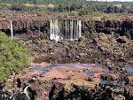 ¿Qué sucede en las cataratas del Iguazú?