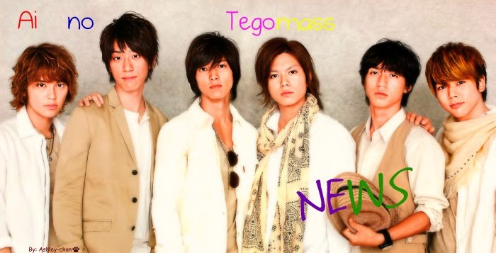 ♥ *~Ai no Tegomass NEWS~* ♥