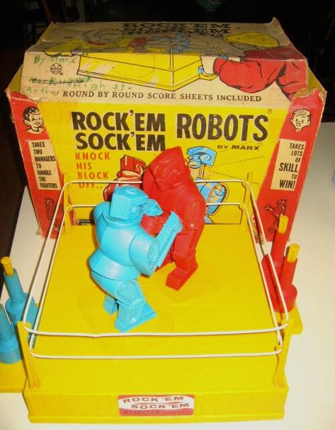 роботы, игрушка