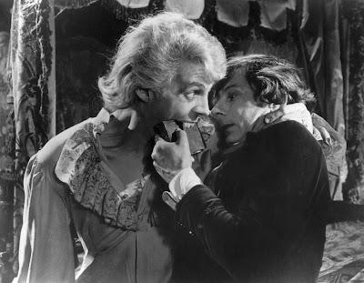 бесстрашные убийцы вампиров, роман полански, фильмы ужасов шестидесятых