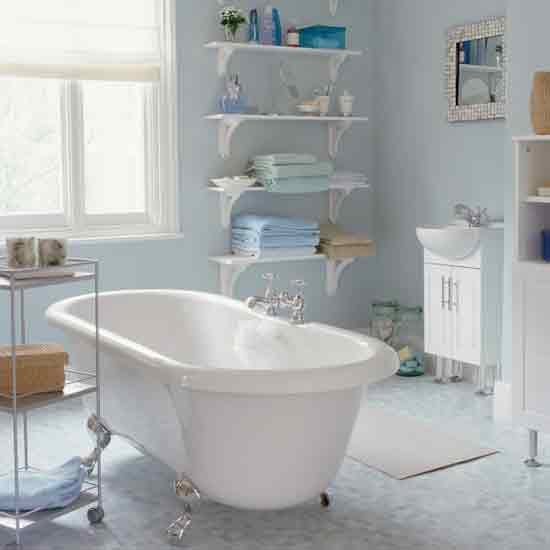 How To Select Floating Shelves For Bathroom