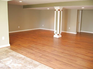 laminate basement flooring