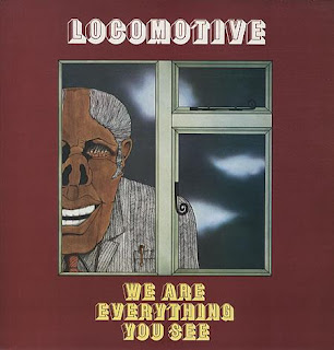 Cover Album of Locomotive - We Are Everything You See (1970) - Snelkoppeling