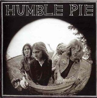 Cover Album of Humble Pie - Humble Pie (1970)