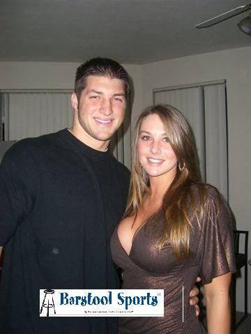 Tim Tebow Girlfriend