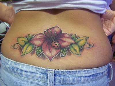 lower back tattoos for girls. lower back tattoos for girls.