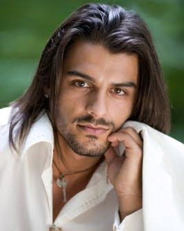 Mens Long Hair Cuts on Clean Mens Long Hair Styles