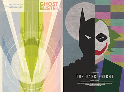 How Amazing Are These Vintage Modern Movie Posters