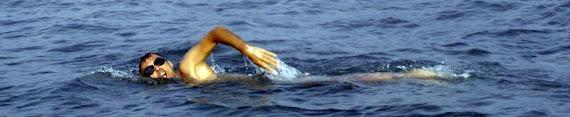 12 km de nage en 4h30 le 23.09.07 - J134
