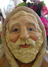 Old World Santa Glass eyes