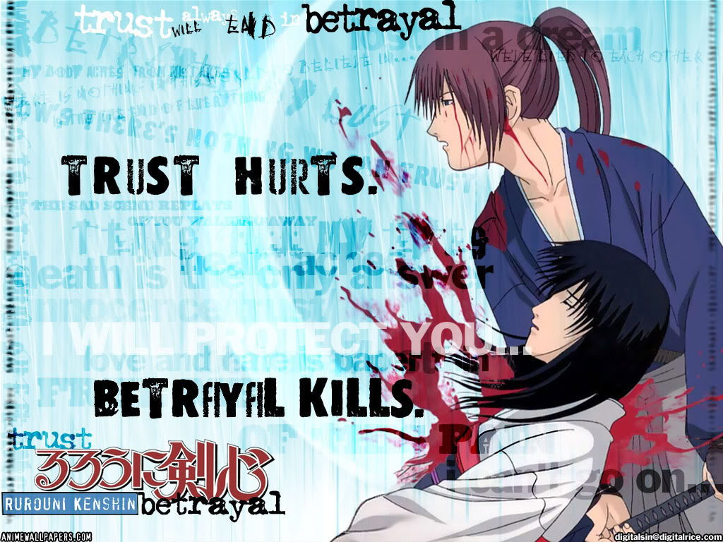 Quotes on betrayal and trust - Relationships Trust And Betrayal
