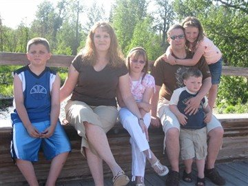 Our last Summer In Alaska! 2007!