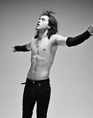 oh by the way beauty manjared leto