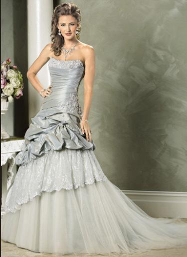Fairytales Amp Chandeliers Blue And Silver Wedding Wonderland