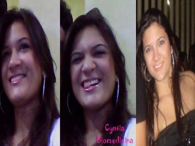 Cyntia... 'Biomedicina'... *-*