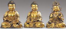 The Buddhas of The Past, Present and Future