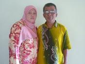 ibu & ayah sy . norishah puteh + abdul rahman lazin