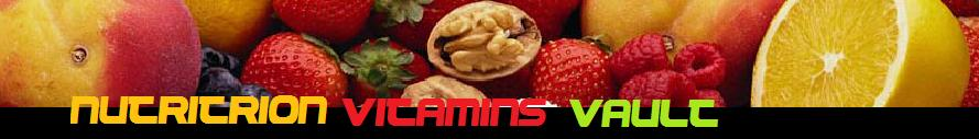 nutrition vitamins