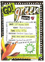 Go Green Party 17/12/09