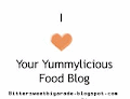 I Love your Your Yummylicious Food Blog Award