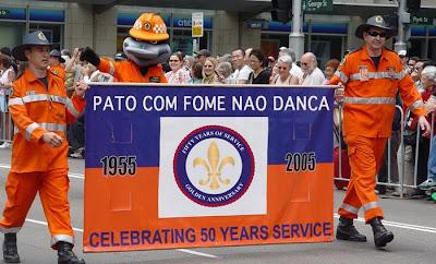 Pato Com Fome Não Dança, Celebrando 50 Anos de Serviço
