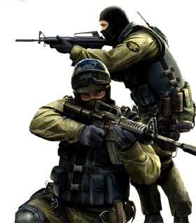 Counter Strike volta a ser comercializado no Brasil